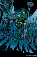 GREEN ARROW VOL. 7: KINGDOM TP