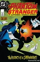 THE PHANTOM STRANGER TP