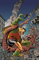 ROBIN: SON OF BATMAN #5 (Monsters Variant)