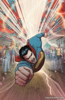 SUPERMAN – ACTION COMICS VOL. 7: UNDER THE SKIN HC