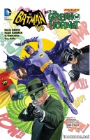 BATMAN '66 MEETS THE GREEN HORNET TP