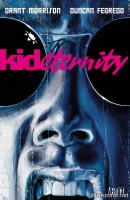 KID ETERNITY DELUXE EDITION HC