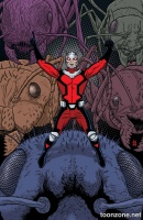 THE ASTONISHING ANT-MAN #1 (Mike Allred Variant)