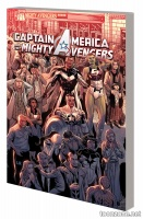 CAPTAIN AMERICA & THE MIGHTY AVENGERS VOL. 2: LAST DAYS TPB