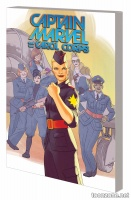 CAPTAIN MARVEL & THE CAROL CORPS TPB