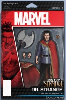 DOCTOR STRANGE #1 (Action Figure Variant)