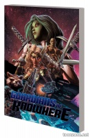 GUARDIANS OF KNOWHERE TPB
