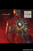 INVINCIBLE IRON MAN #1 & 2 (Hip Hop Variant)