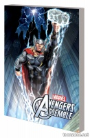 MARVEL UNIVERSE ALL-NEW AVENGERS ASSEMBLE VOL. 3 DIGEST