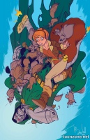 THE UNBEATABLE SQUIRREL GIRL #1 (Ben Caldwell Variant)