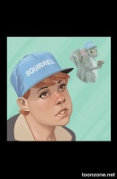 THE UNBEATABLE SQUIRREL GIRL #1 (Hip Hop Variant)