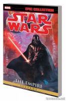STAR WARS LEGENDS EPIC COLLECTION: THE EMPIRE VOL. 2 TPB