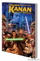 STAR WARS: KANAN VOL. 1 — THE LAST PADAWAN TPB