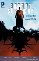 BATMAN/SUPERMAN VOL. 3: SECOND CHANCE TP