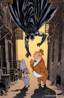 BATMAN #46 (Looney Tunes Variant Cover)