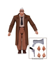 BATMAN ANIMATED SERIES: COMMISSIONER GORDON ACTION FIGURE