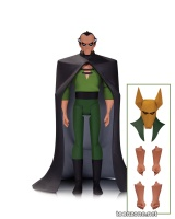 BATMAN ANIMATED SERIES: RA'S AL GHUL ACTION FIGURE