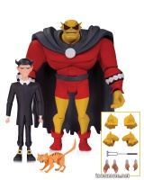 BATMAN ANIMATED SERIES: ETRIGAN WITH KLARION ACTION FIGURE