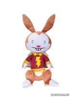 DC COMICS SUPER-PETS! - HOPPY PLUSH FIGURE