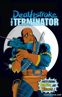 DEATHSTROKE THE TERMINATOR VOL. 2: SYMPATHY FOR THE DEVIL TP