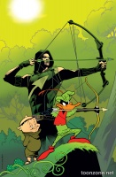 GREEN ARROW #46 (Looney Tunes Variant Cover)