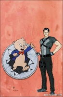 GRAYSON #14 (Looney Tunes Variant Cover)