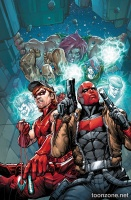RED HOOD/ARSENAL #6