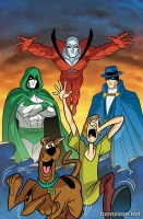 SCOOBY-DOO TEAM-UP #13