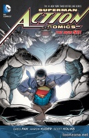 SUPERMAN: ACTION COMICS VOL. 6: SUPERDOOM TP