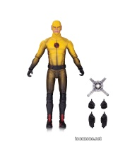 THE FLASH (TV): REVERSE-FLASH ACTION FIGURES
