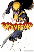 ALL-NEW WOLVERINE #1 (David Lopez Variant Cover)
