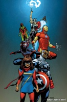 ALL-NEW, ALL-DIFFERENT AVENGERS #1 (Mahmud Asrar Variant Cover)