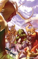 ALL-NEW, ALL-DIFFERENT AVENGERS #1 (Alex Ross Variant Cover)