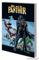 BLACK PANTHER BY CHRISTOPHER PRIEST: THE COMPLETE COLLECTION VOL. 2 TPB