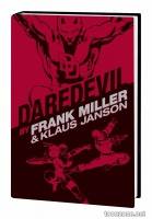 DAREDEVIL BY FRANK MILLER & KLAUS JANSON OMNIBUS HC (NEW PRINTING)
