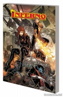 INFERNO: WARZONES! TPB