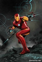 INVINCIBLE IRON MAN #3 (Steve Epting Variant Cover)