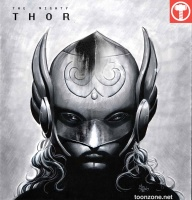 THE MIGHTY THOR #1 (Hip-Hop Variant Cover)