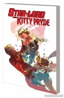 STAR-LORD & KITTY PRYDE TPB