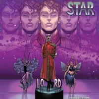 STAR-LORD #1 (Hip-Hop Variant Cover)