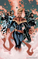 THE ULTIMATES #1 (Terry Dodson Variant Cover)