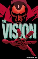 THE VISION #1 (Marcos Martin Variant Cover)