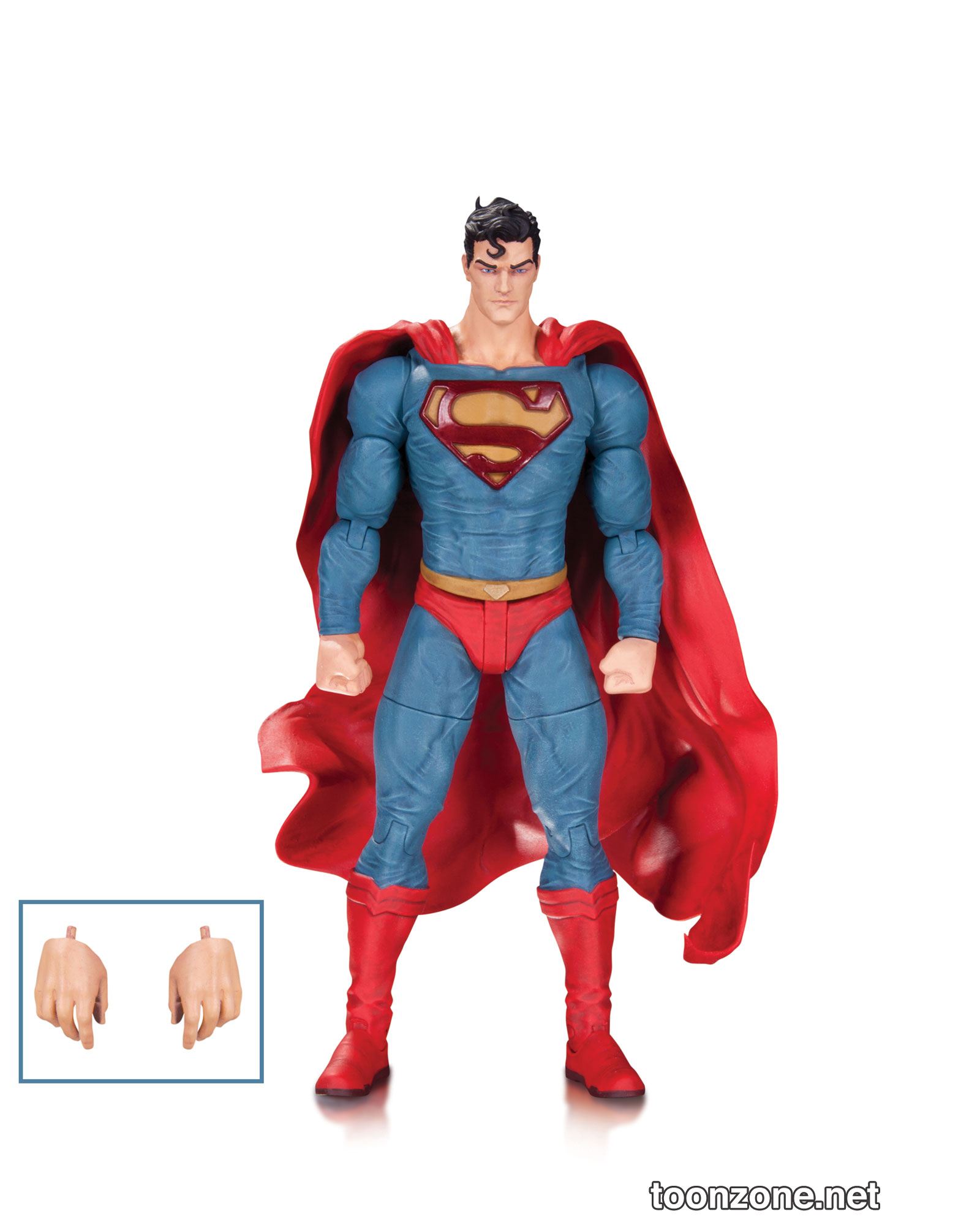 DC COMICS DESIGNER SERIES: LEE BERMEJO – SUPERMAN ACTION FIGURE