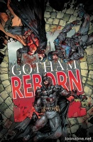 BATMAN: ARKHAM KNIGHT VOL. 2 HC