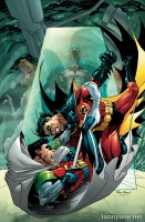 DC COMICS PRESENTS: ROBIN WAR 100-PAGE SUPER SPECTACULAR #1