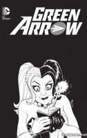 GREEN ARROW #47 (Harley Quinn Variant)
