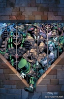 INJUSTICE: GODS AMONG US YEAR FOUR ANNUAL #1