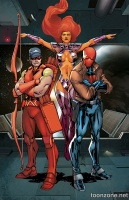 RED HOOD AND THE OUTLAWS  VOL. 7: LAST CALL TP