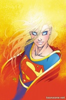 SUPERGIRL VOL. 1: THE GIRL OF STEEL TP
