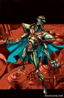 MARTIAN MANHUNTER #7